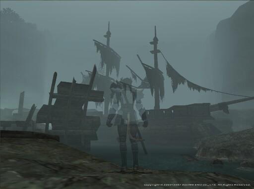 幽霊船 !?