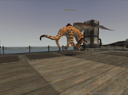 Sea Horror